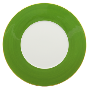 Lexington English Green Charger Plate