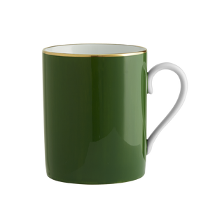 Lexington English Green Mug