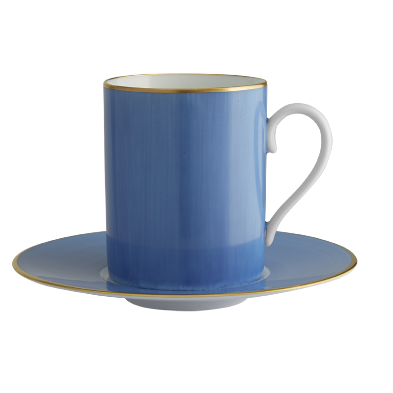 Lexington Azur Tall Cup & Saucer