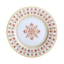 Load image into Gallery viewer, Matignon Rust Dessert Plate