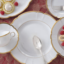 Load image into Gallery viewer, Colette Gold Dinner Plate