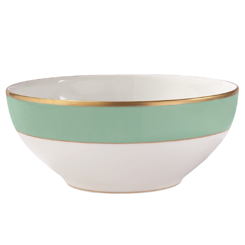 Arc en Ciel Mint Salad Bowl