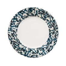 Load image into Gallery viewer, Macchia su Macchia Blue Mix Plate, Set of 6