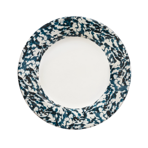 Blue Mix Plate (Set of 2)