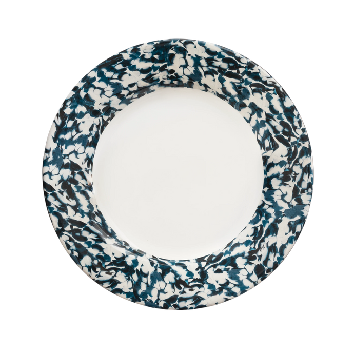 Macchia su Macchia Blue Mix Plate, Set of 2