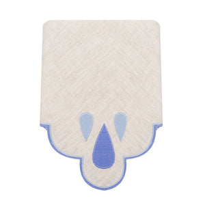 Lagrimas Blue Napkin, Set of 4