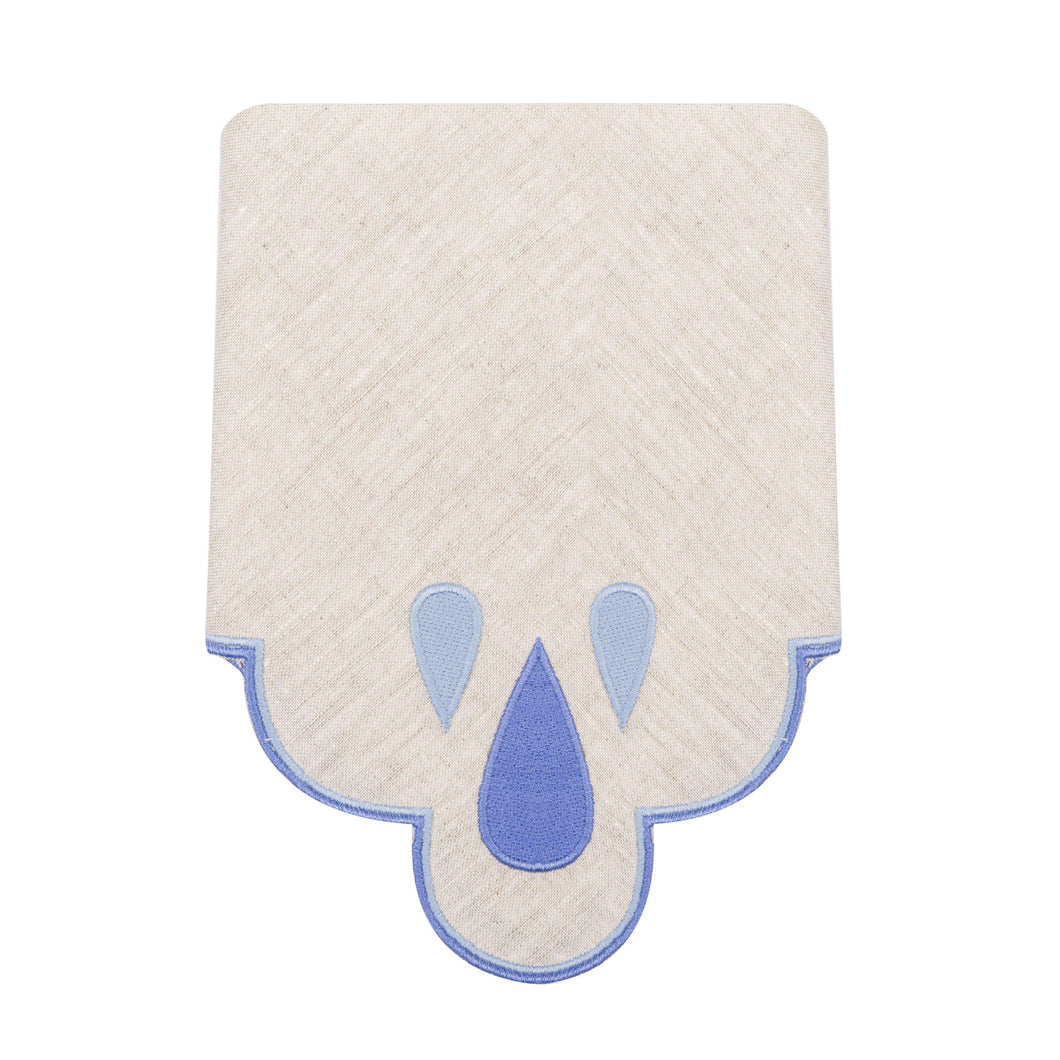 Lagrimas Blue Napkin (Set of 4)