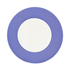 Load image into Gallery viewer, Latitudes Bleu Presentation Plate