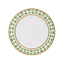 Load image into Gallery viewer, La Bocca Green Bread & Butter Plate