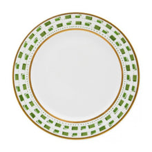 Load image into Gallery viewer, La Bocca Green Dessert Plate