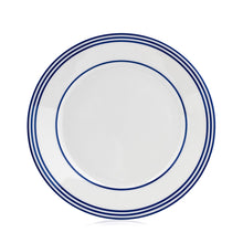 Load image into Gallery viewer, Latitudes Bleu Dessert Plate