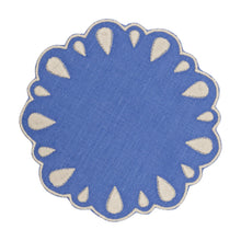 Load image into Gallery viewer, Lagrimas Blue Coaster, Set of 4