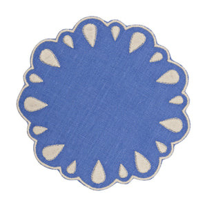 Lagrimas Blue Coaster (Set of 4)