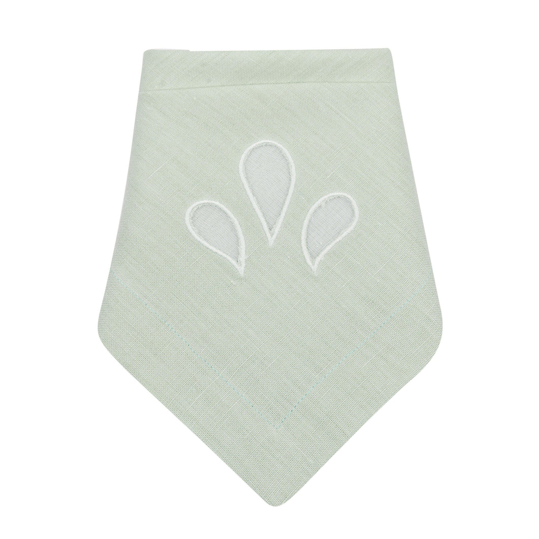 Lagrimas Green Napkin, Set of 4
