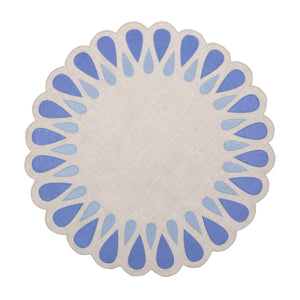 Lagrimas Blue Placemat (Set of 4)