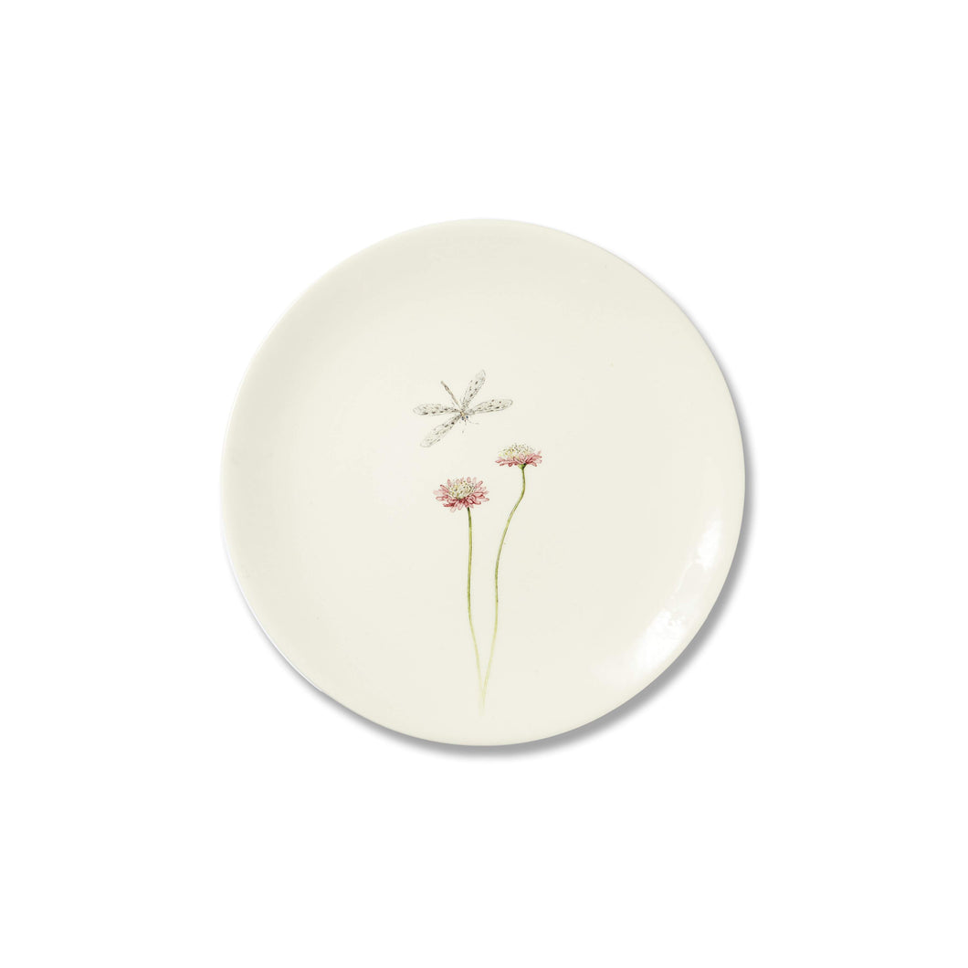 Bloom Pincushion Plate
