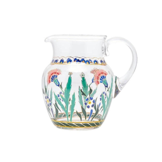 Persian Flowers no. 3 Water Pitcher