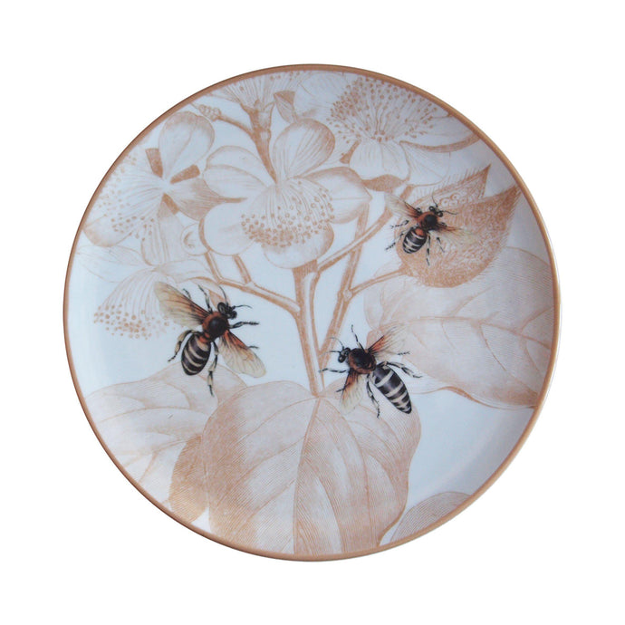 Menagerie Ottomane Bees Plate