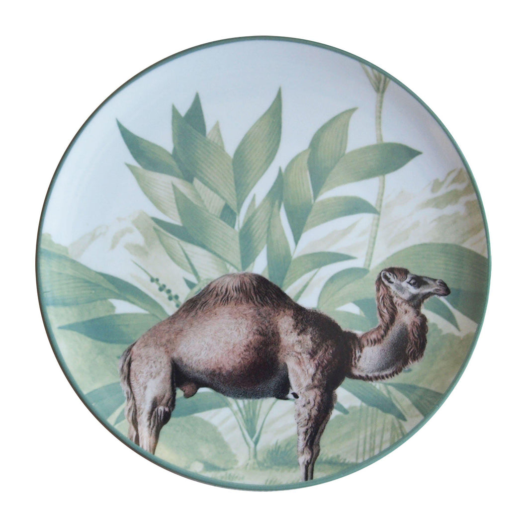 Menagerie Ottomane Camel Plate