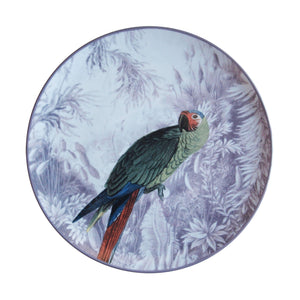 Menagerie Ottomane Parrot Plate