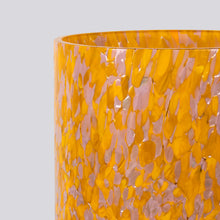 Load image into Gallery viewer, Macchia su Macchia Mustard & Violet Medium Vase