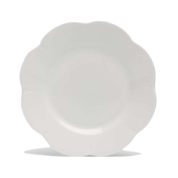 Nymphea White Bread & Butter Plate