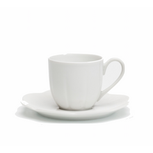 Load image into Gallery viewer, Nymphea White Coffee Cup