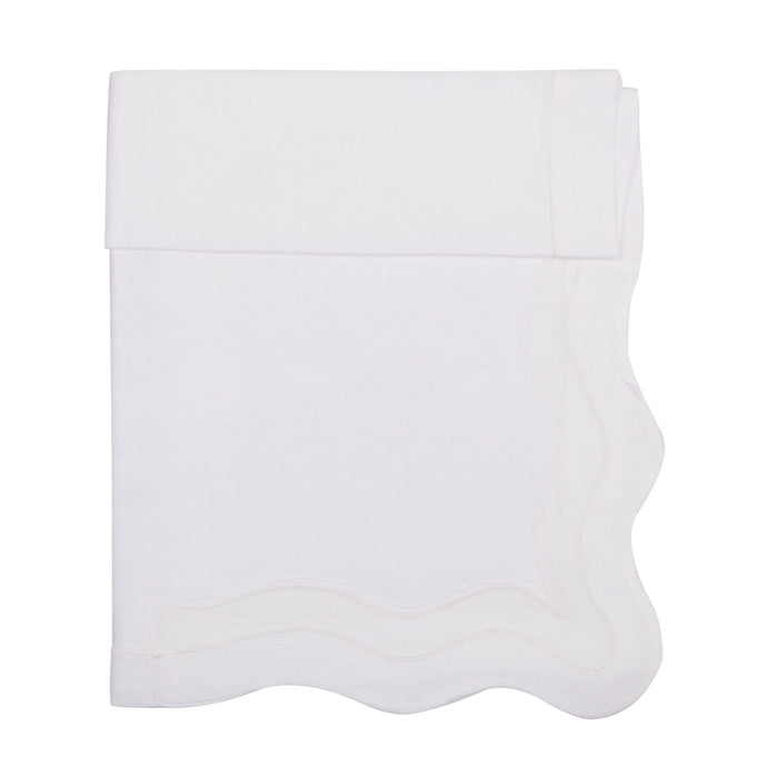 Olas White Napkin, Set of 4
