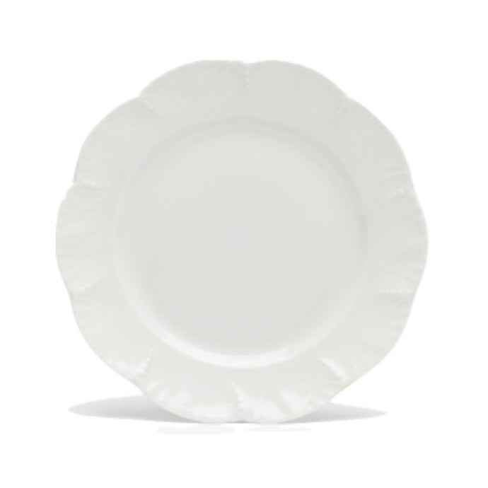 Ocean White Bread & Butter Plate