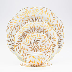 Olivier Gold Bread & Butter Plate