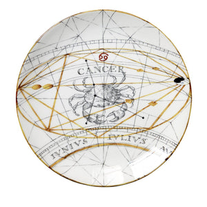 Zodiac Cancer Plate