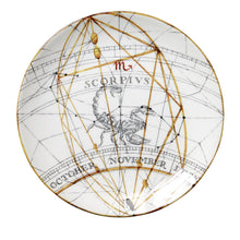 Load image into Gallery viewer, Zodiac Scorpius Plate