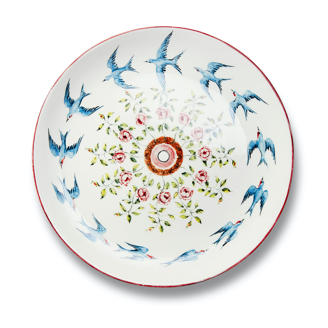 Playplates Swallows Plate