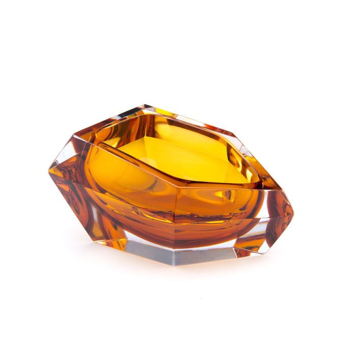 Kastle Amber Small Bowl