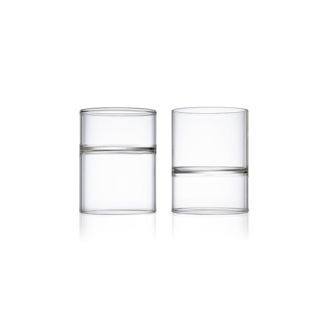 Revolution Rocks & Martini Glass (Set of 2)