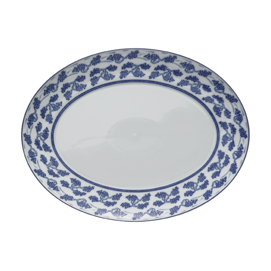 Blue Shòu Small Platter