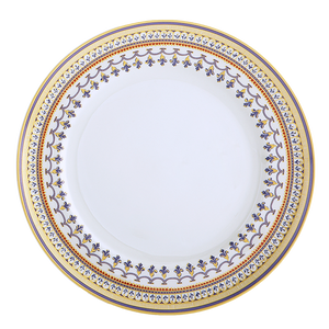 Chinoise Blue Dinner Plate