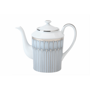 Arcades Coffee Pot Gray/Platinum