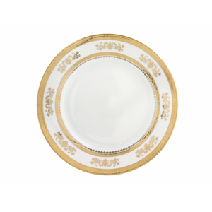 Orsay White Dinner Plate