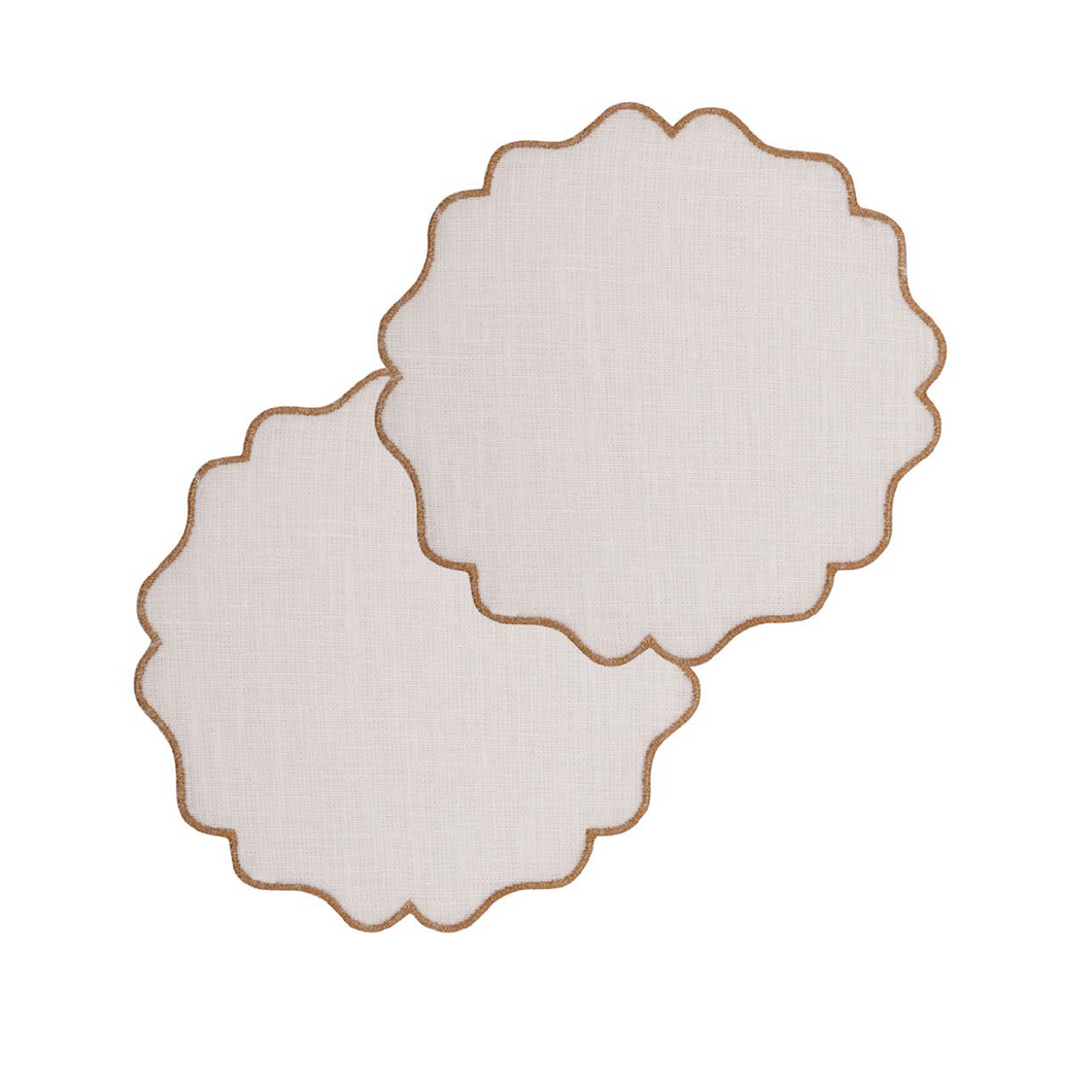Setas Gold Coaster (Set of 4)