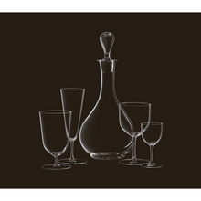 Load image into Gallery viewer, Drinking Set no. 4 Water Glass on Stem