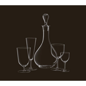 Drinking Set no. 4 Water Glass on Stem