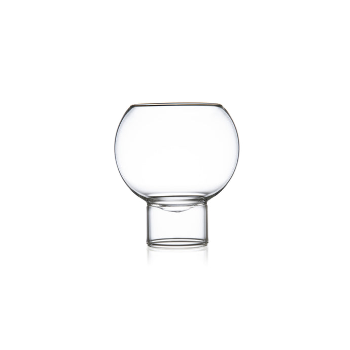 Tulip Low Small Glass (Set of 2)