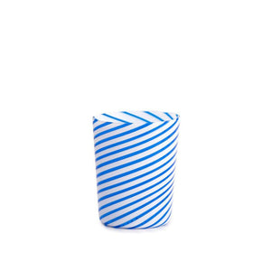 Twist Blue Glass (Set of 6)