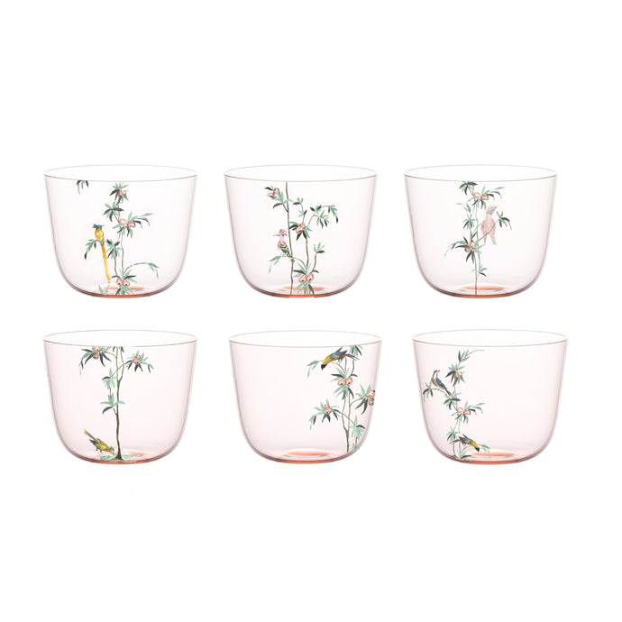 Alpha Garden of Paradise Water Tumbler