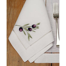 Load image into Gallery viewer, Umbria White Linens, Set of 6