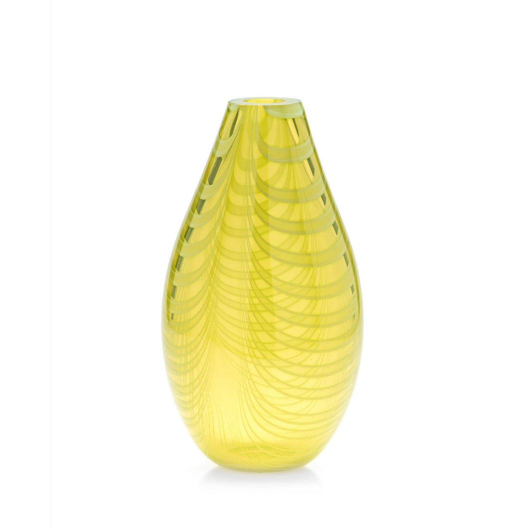 Knight Yellow Vase