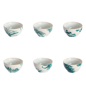 Las Palmas Bowl 2, Set of 6