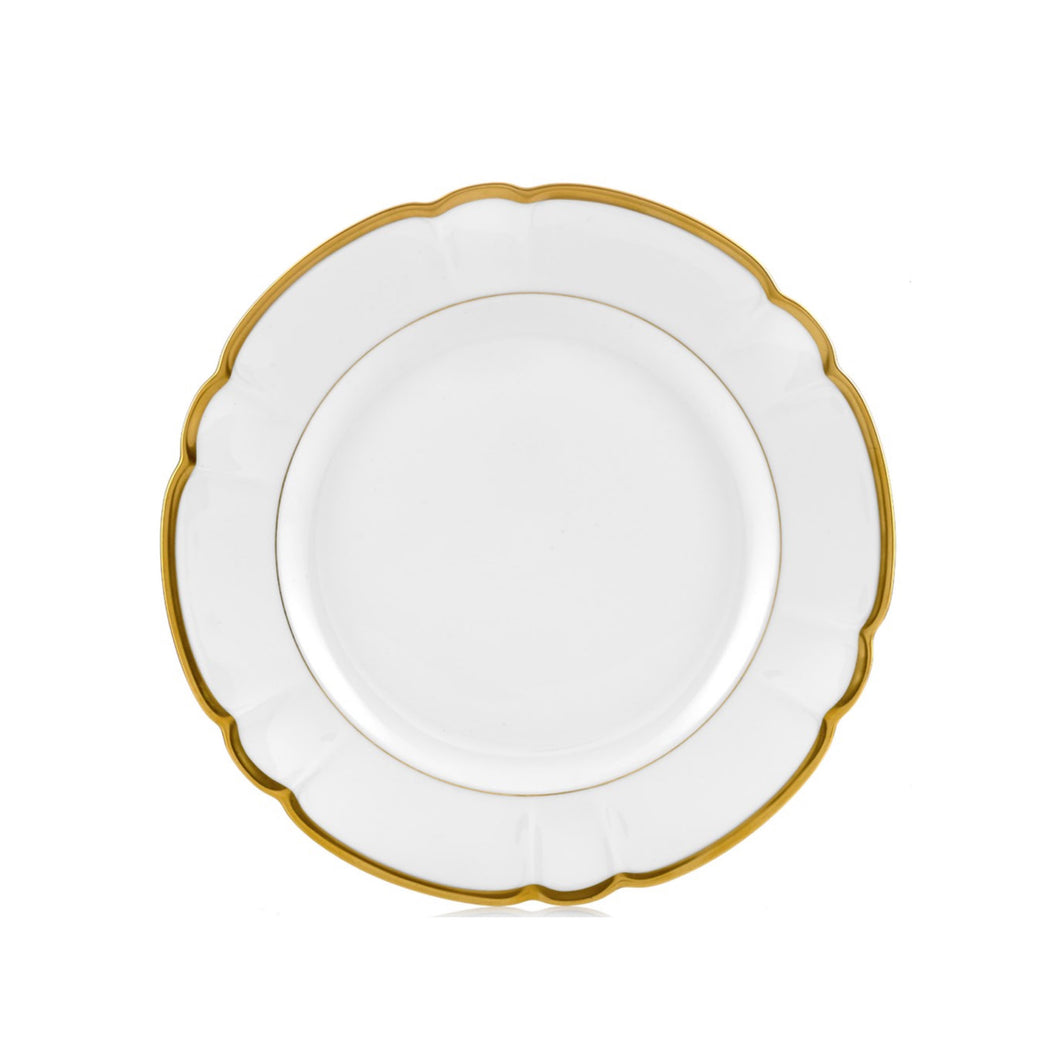 Colette Gold Bread & Butter Plate