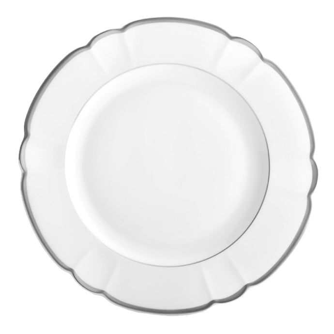 Colette Platinum Charger Plate